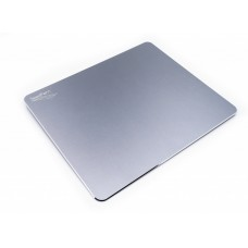 Dual Sided Gaming Aluminum Mouse Pad (Gray)