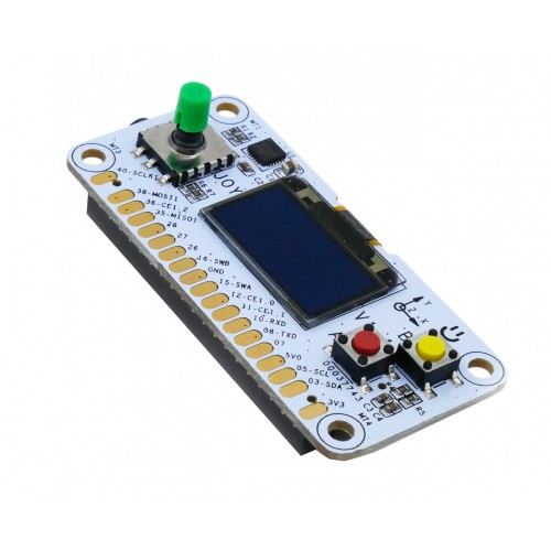 RPi Spark let you build interesting applications through the